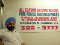 All Seasons Driving School >> Discover Vancouver Harbans Hundal Ltd Asian Pacific Post