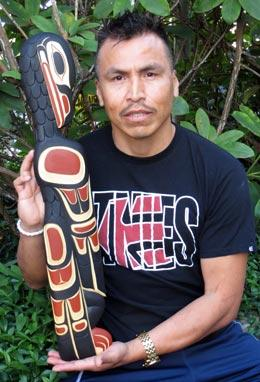 BC's First Nations Artists: David Gonzales