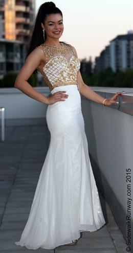 Sidewalk Runway: Miss World Canada | Asian Pacific Post | Chinese ...