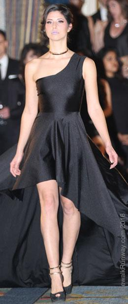 Sidewalk Runway: Little Black Dress Gala | Asian Pacific Post ...